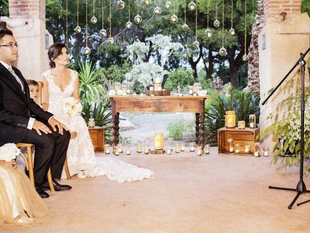 La boda de S.David y Maria en Catral, Alicante 26