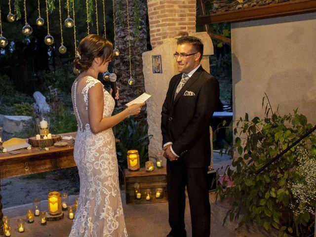 La boda de S.David y Maria en Catral, Alicante 27