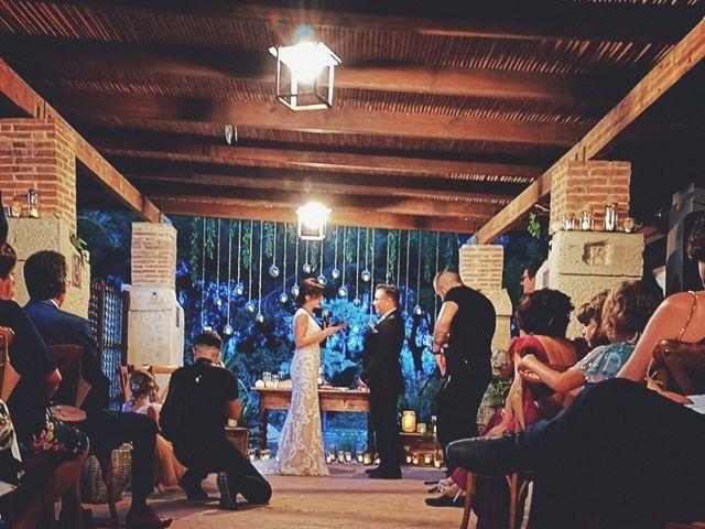 La boda de S.David y Maria en Catral, Alicante 28