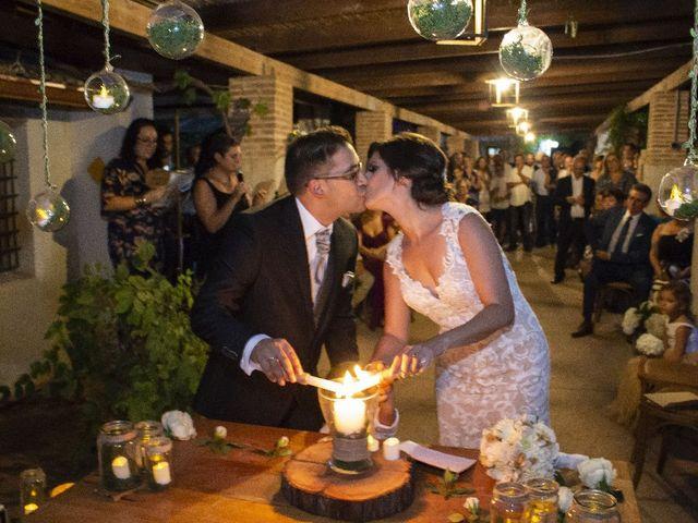 La boda de S.David y Maria en Catral, Alicante 31