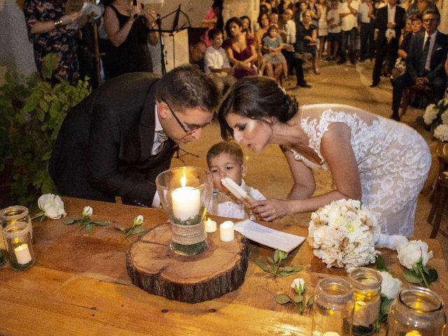La boda de S.David y Maria en Catral, Alicante 32