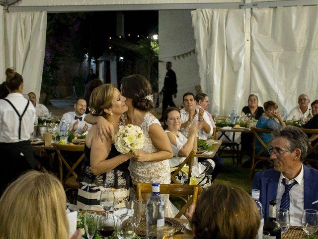 La boda de S.David y Maria en Catral, Alicante 33