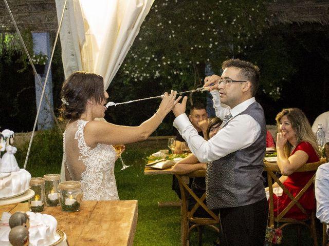 La boda de S.David y Maria en Catral, Alicante 35