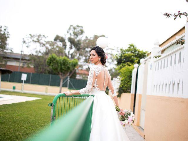 La boda de Raúl y Ana en Alacant/alicante, Alicante 27