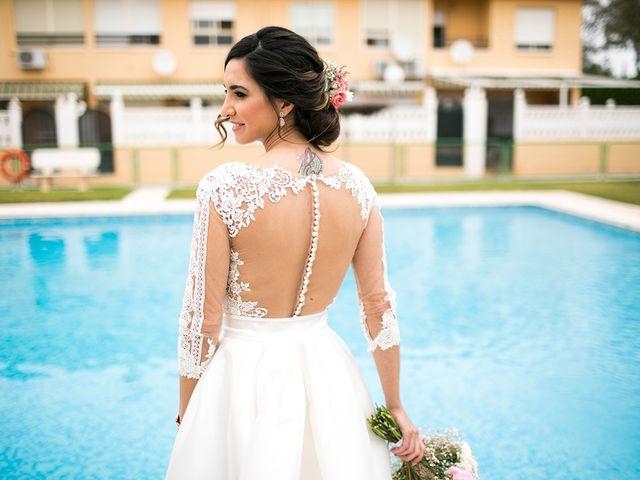La boda de Raúl y Ana en Alacant/alicante, Alicante 29
