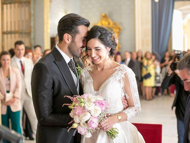 La boda de Raúl y Ana en Alacant/alicante, Alicante 38