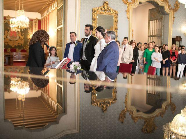 La boda de Raúl y Ana en Alacant/alicante, Alicante 39