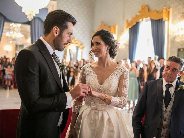 La boda de Raúl y Ana en Alacant/alicante, Alicante 43