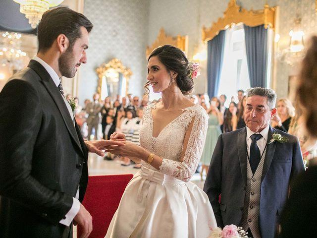 La boda de Raúl y Ana en Alacant/alicante, Alicante 44