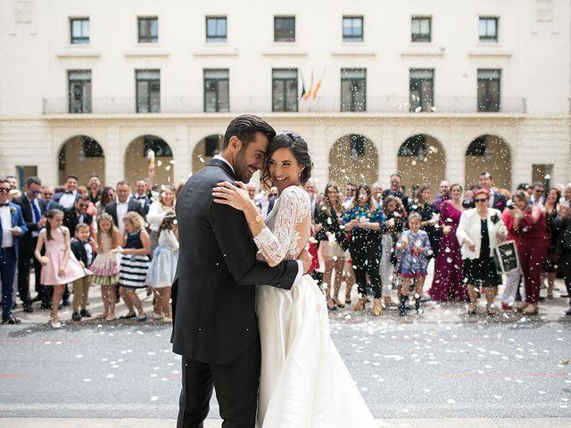 La boda de Raúl y Ana en Alacant/alicante, Alicante 47