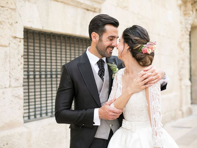 La boda de Raúl y Ana en Alacant/alicante, Alicante 52