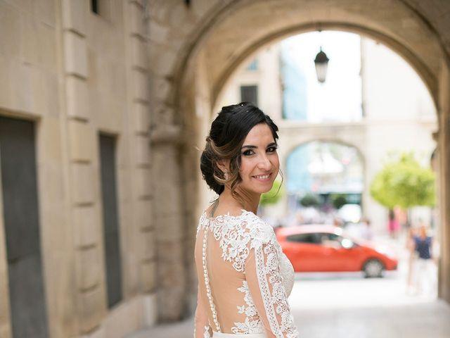 La boda de Raúl y Ana en Alacant/alicante, Alicante 54