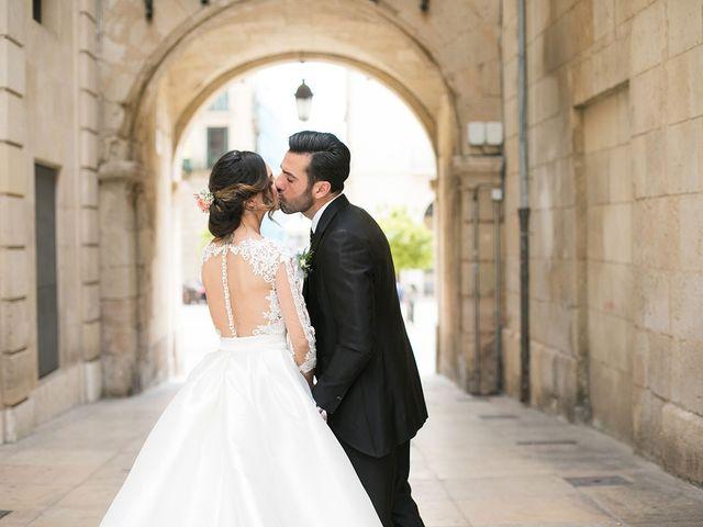 La boda de Raúl y Ana en Alacant/alicante, Alicante 55