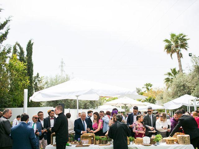 La boda de Raúl y Ana en Alacant/alicante, Alicante 61