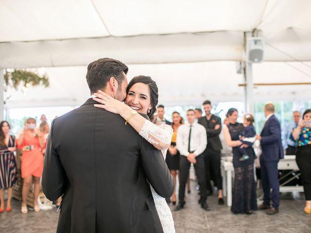 La boda de Raúl y Ana en Alacant/alicante, Alicante 79