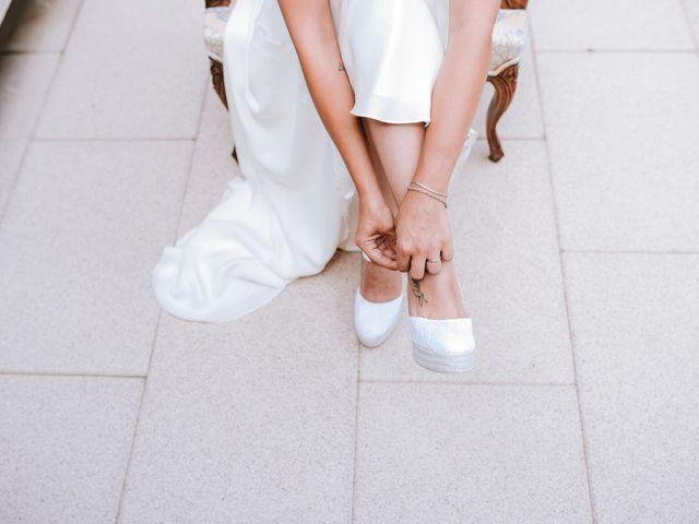 La boda de Juanan y Almudena en Madrid, Madrid 2
