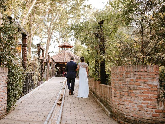 La boda de Juanan y Almudena en Alalpardo, Madrid 7