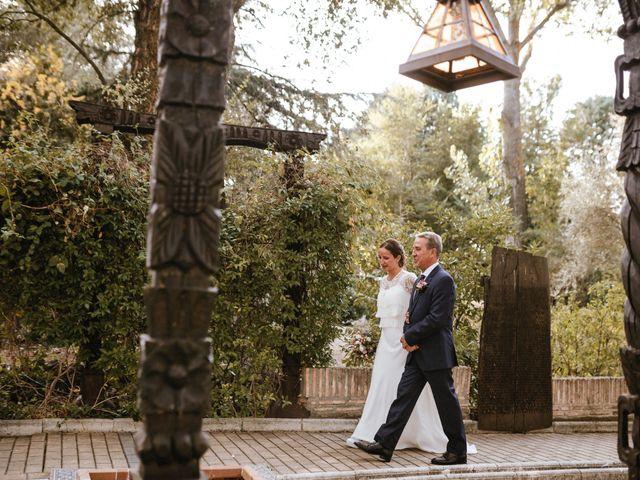La boda de Juanan y Almudena en Alalpardo, Madrid 8