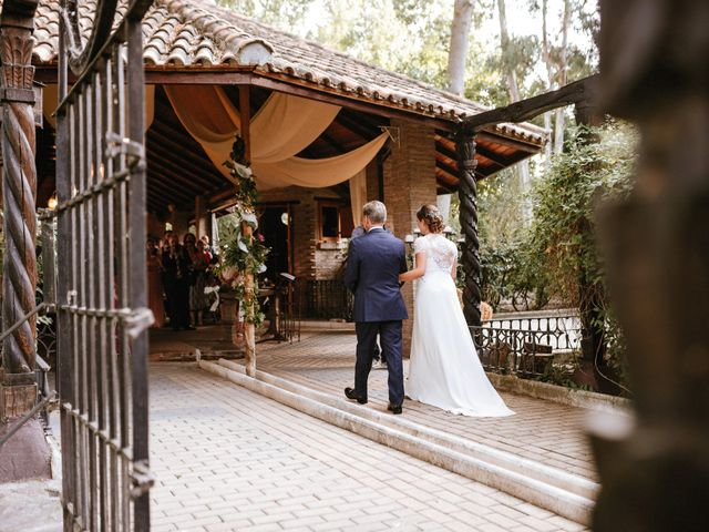 La boda de Juanan y Almudena en Alalpardo, Madrid 9
