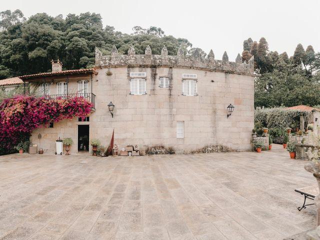 La boda de Victor y Rocío en Bueu (Meiro), Pontevedra 3