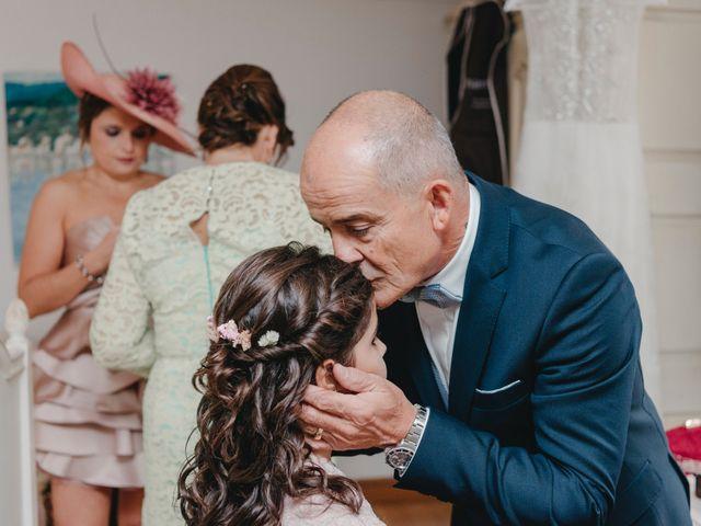 La boda de Victor y Rocío en Bueu (Meiro), Pontevedra 22