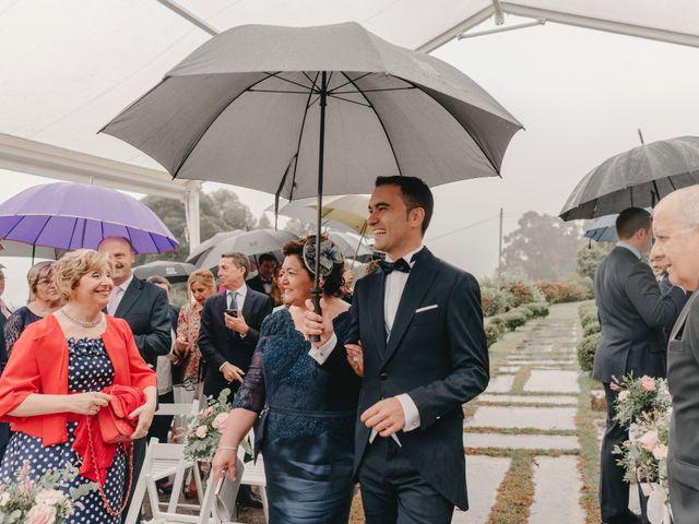La boda de Victor y Rocío en Bueu (Meiro), Pontevedra 37