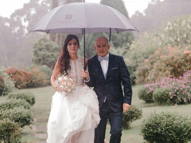 La boda de Victor y Rocío en Bueu (Meiro), Pontevedra 40