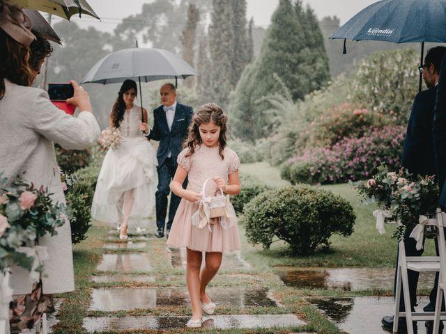 La boda de Victor y Rocío en Bueu (Meiro), Pontevedra 41