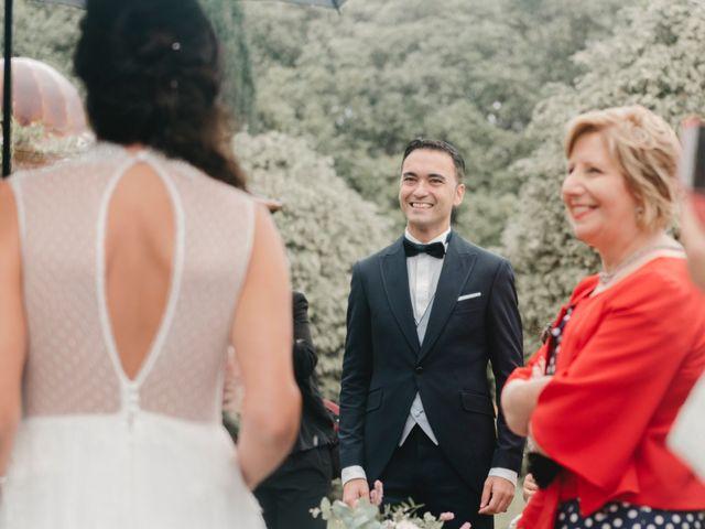 La boda de Victor y Rocío en Bueu (Meiro), Pontevedra 42