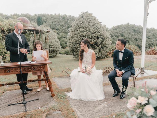 La boda de Victor y Rocío en Bueu (Meiro), Pontevedra 51