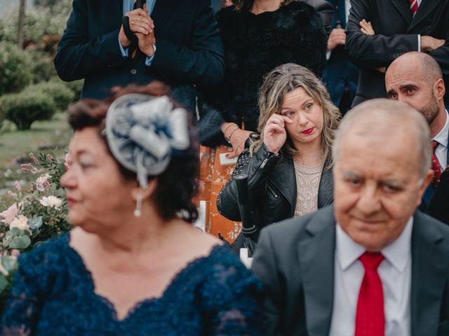 La boda de Victor y Rocío en Bueu (Meiro), Pontevedra 54