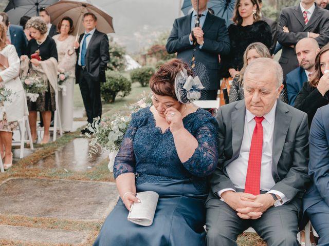 La boda de Victor y Rocío en Bueu (Meiro), Pontevedra 55
