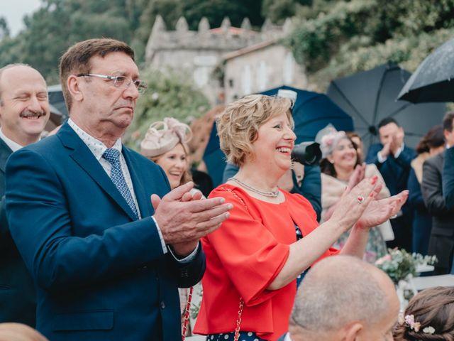La boda de Victor y Rocío en Bueu (Meiro), Pontevedra 67
