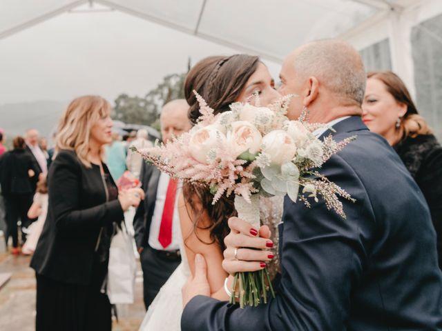 La boda de Victor y Rocío en Bueu (Meiro), Pontevedra 70