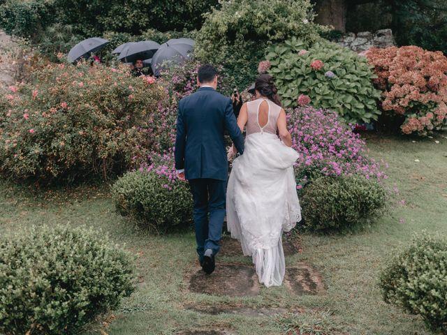 La boda de Victor y Rocío en Bueu (Meiro), Pontevedra 73