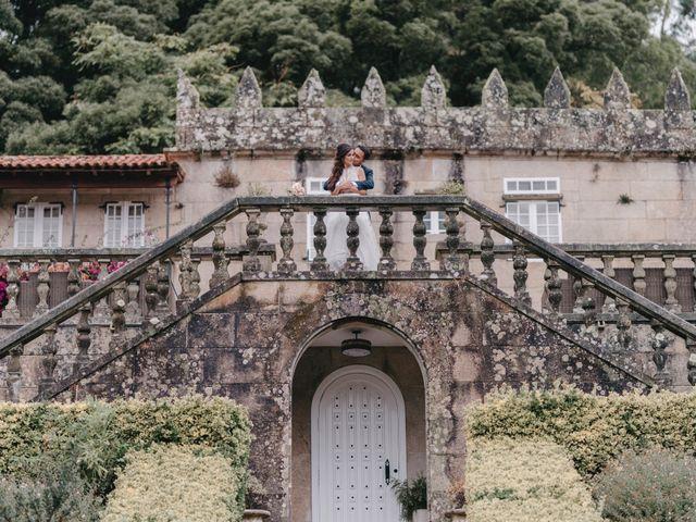 La boda de Victor y Rocío en Bueu (Meiro), Pontevedra 84