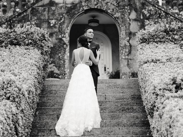 La boda de Rocío y Victor