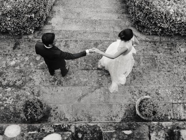 La boda de Victor y Rocío en Bueu (Meiro), Pontevedra 85
