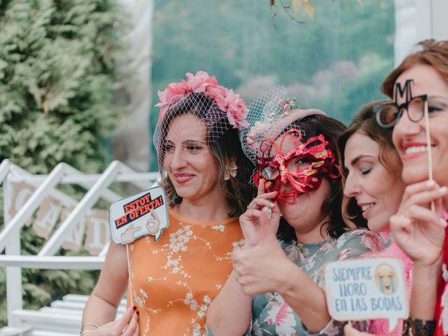 La boda de Victor y Rocío en Bueu (Meiro), Pontevedra 107