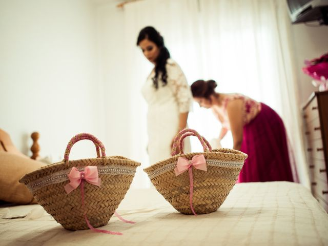 La boda de Jesus y Pilar en Lebor, Murcia 5