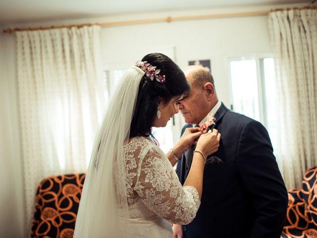 La boda de Jesus y Pilar en Lebor, Murcia 16