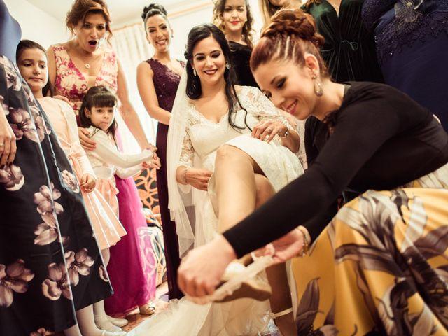 La boda de Jesus y Pilar en Lebor, Murcia 19