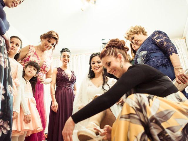 La boda de Jesus y Pilar en Lebor, Murcia 20