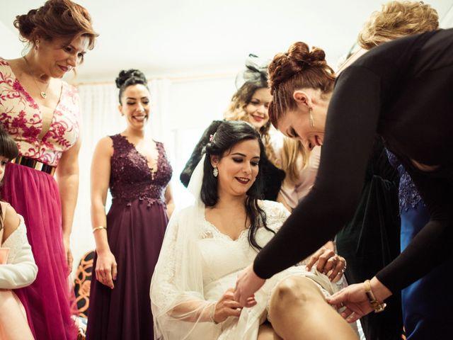 La boda de Jesus y Pilar en Lebor, Murcia 22