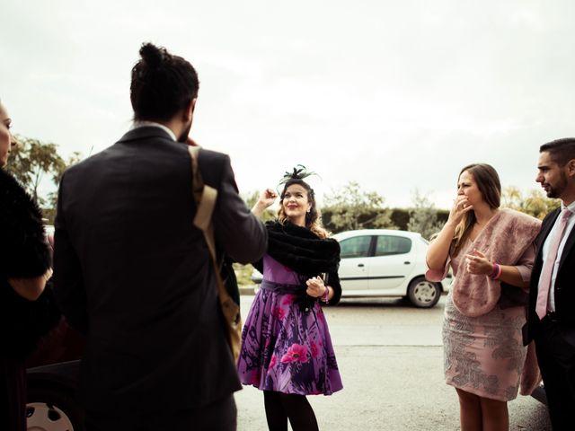 La boda de Jesus y Pilar en Lebor, Murcia 25