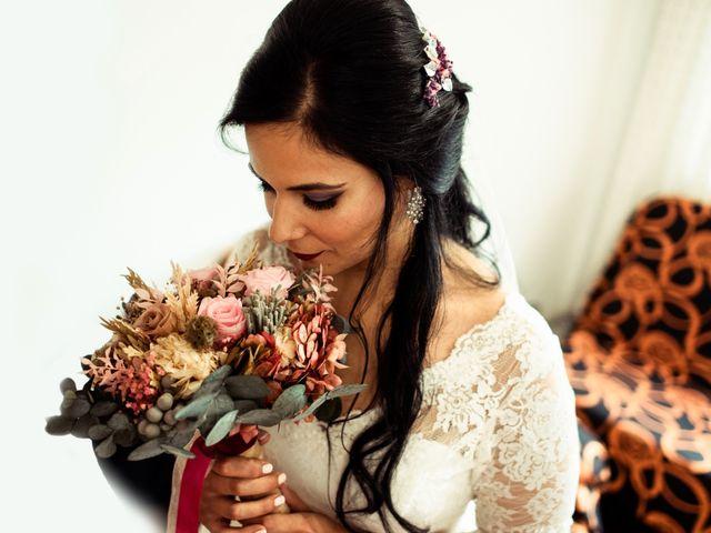 La boda de Jesus y Pilar en Lebor, Murcia 27