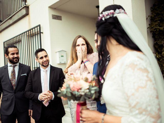 La boda de Jesus y Pilar en Lebor, Murcia 29