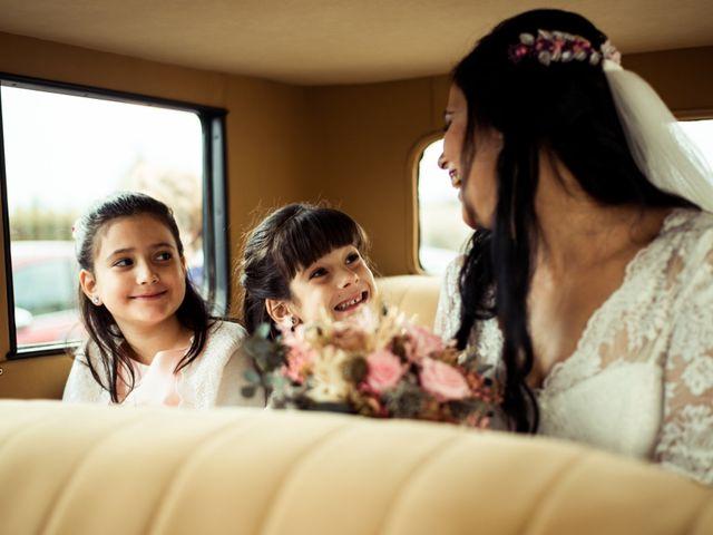 La boda de Jesus y Pilar en Lebor, Murcia 35