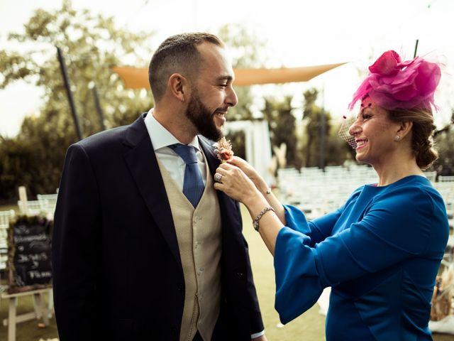 La boda de Jesus y Pilar en Lebor, Murcia 42