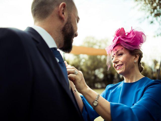 La boda de Jesus y Pilar en Lebor, Murcia 44